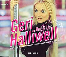 Geri Halliwell - Bag It Up (studio acapella)