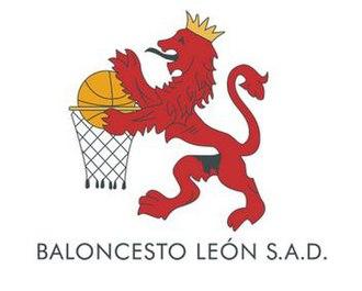Baloncesto León - Image: Baloncesto Leon