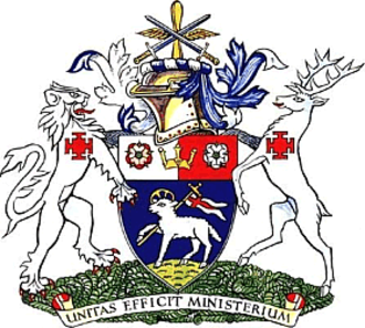 Coat of arms of the London Borough of Barnet - Coat of arms