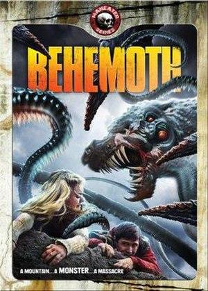 Behemoth (2011 film) - DVD cover