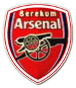 Berekum Arsenal F.C. - Image: Berekum Arsenal Logo