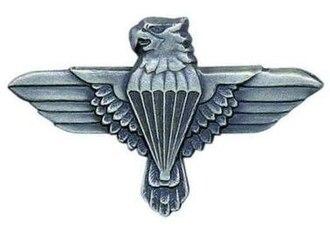 44 Parachute Brigade (South Africa) - 44 Parachute Brigade Beret Badge