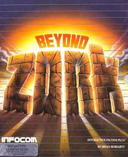 <i>Beyond Zork</i> 1987 video game