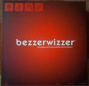 Bezzerwizzer - Image: Bezzerwizzergameboar d