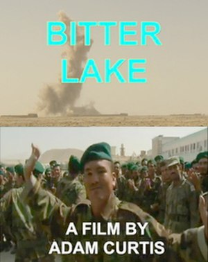 Bitter Lake (film) - Image: Bitter Lake poster