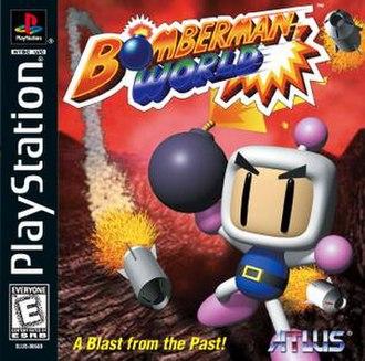 Bomberman World - North American cover art