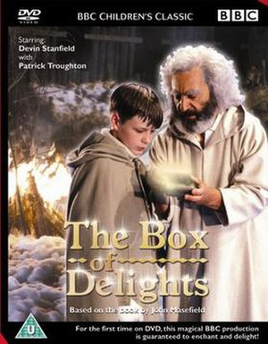 The Box of Delights - Image: Box Of Delights DVD Cover