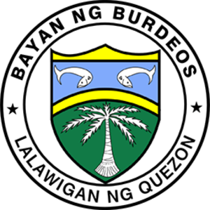 Burdeos, Quezon - Image: Burdeos Quezon