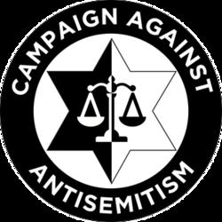 Logotipo de la campaña contra el antisemitismo