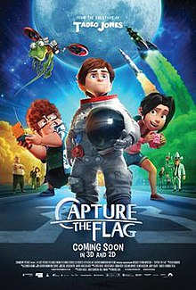Capture the Flag full movie (2015)
