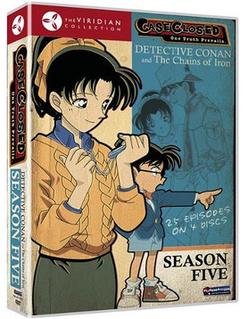 <i>Case Closed</i> (season 5) Season of television series