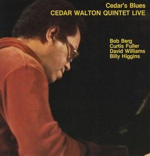 Cedar's Blues - Image: Cedar's Blues