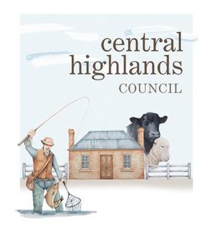 Central Highlands Council - Image: Central Highlands Council Logo