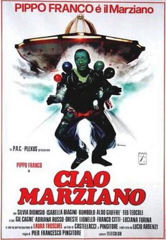 Ciao marziano - Image: Ciao marziano