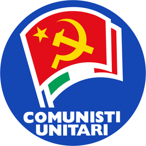 Movement of Unitarian Communists - Image: Comunistiunit