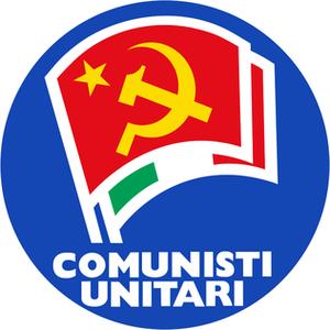 Movement of Unitarian Communists - Image: Comunistiunit