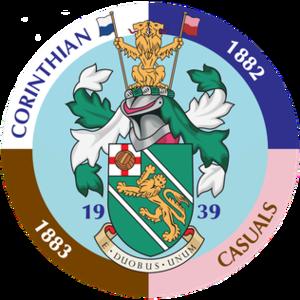 Corinthian-Casuals F.C. - Image: Corinthian Casuals F.C