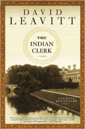 The Indian Clerk - Image: Cover of 'The Indian Clerk'
