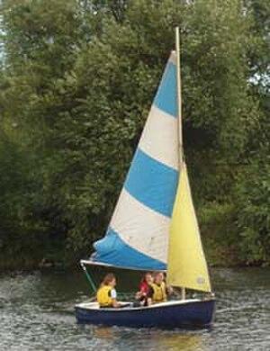 Coypu (dinghy) - Image: Coypu
