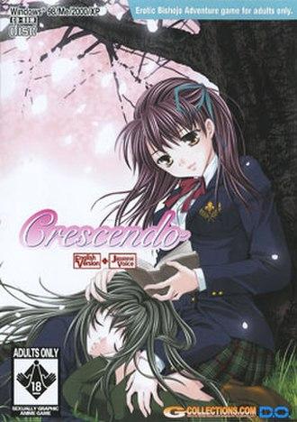 Crescendo (visual novel) - Image: Crescendo Game Cover