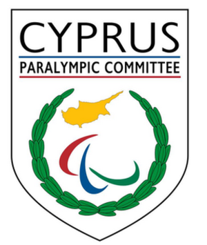 Cyprus National Paralympic Committee - Image: Cyprus National Paralympic Committee logo