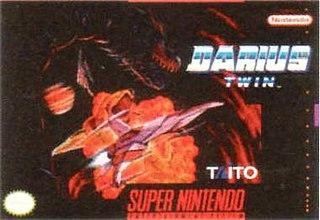 <i>Darius Twin</i> 1991 video game
