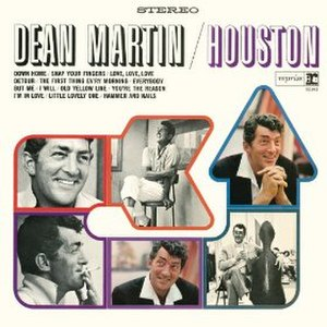 Houston (album) - Image: Dean Martin Houston