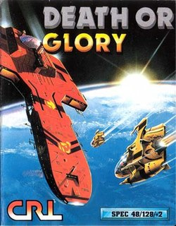 <i>Death or Glory</i> (video game) 1987 side-scrolling shooter video game