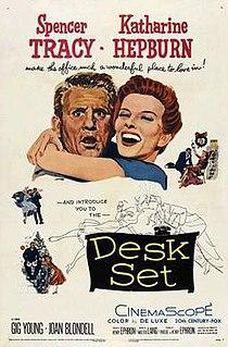 <i>Desk Set</i> 1957 film by Walter Lang