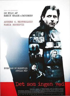 <i>What No One Knows</i> 2008 film by Søren Kragh-Jacobsen