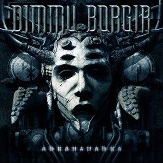 Abrahadabra (album) - Image: Dimmu Borgir Abrahadabra album cover