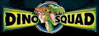 DinoSquad - Image: Dinosquadlogo