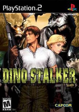Dino Stalker y Dino crisis 3
