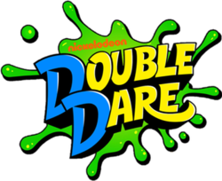 Logo for 2018 Double Dare revival series
