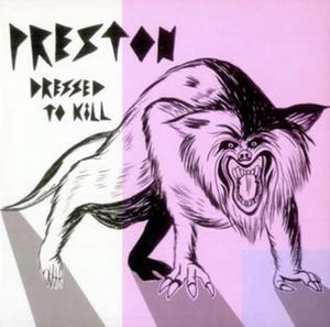 Dressed to Kill (song) - Image: Dressed to Kill Preston