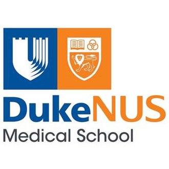 Duke–NUS Medical School - Image: Duke NUS Medical School Logo
