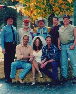 <i>The Dukes of Hazzard: Reunion!</i> 1997 television film directed by Lewis Teague