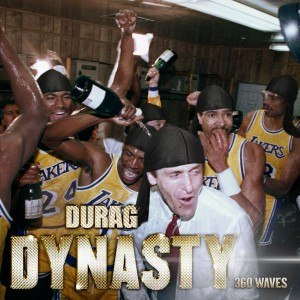 360 Waves (album) - Image: Durag Dynasty 360Waves