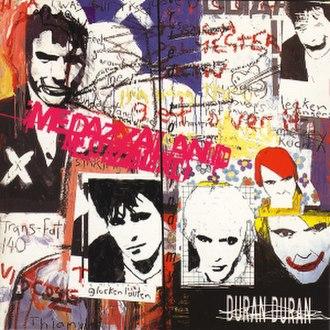 Medazzaland - Image: Duran Duran Medazzaland