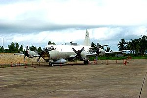Hainan Island incident - Image: EP 3 Hainan Island 2001