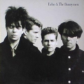 Echo & the Bunnymen (album) - Image: Echo & the Bunnymen album cover