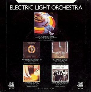 Eldorado (Electric Light Orchestra song) - Image: Eldorado single