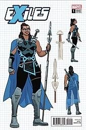 Valkyrie (Marvel Comics) - Wikipedia