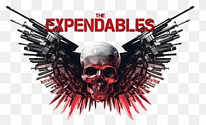 The Expendables (film series) - Image: Expendables STALLONE Skull Logo