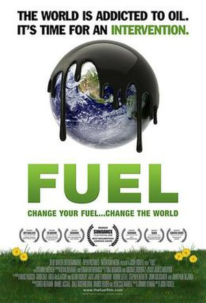 Fuel (film) - Image: FUEL poster