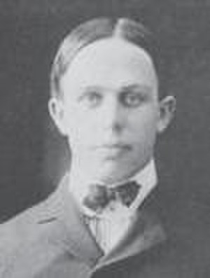 Frederick E. Jennings - Jennings as Dartmouth coach in 1900