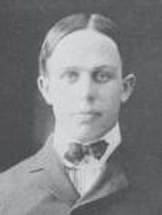 Frederick E. Jennings - Jennings as Dartmouth coach in 1900