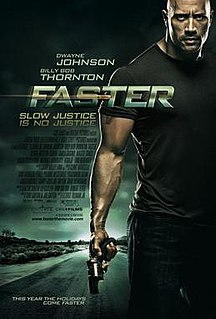 <i>Faster</i> (2010 film) 2010 film by George Tillman, Jr.