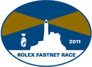 Fastnet Race - Official logo of the 2011 Fastnet Race.