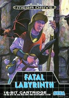 <i>Fatal Labyrinth</i> 1991 video game